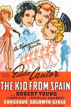 Best Music Movies of 1932 : The Kid from Spain