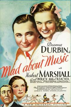 Best Music Movies of 1938 : Mad About Music
