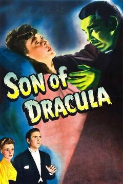 Best Horror Movies of 1943 : Son of Dracula