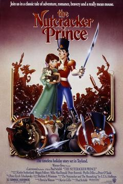 Best Animation Movies of 1990 : The Nutcracker Prince