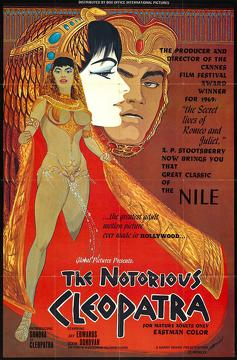 Best Romance Movies of 1970 : The Notorious Cleopatra