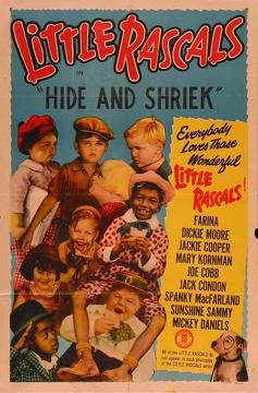Best Crime Movies of 1938 : Hide and Shriek