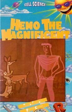 Best Animation Movies of 1957 : Hemo the Magnificent