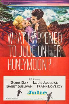 Best Mystery Movies of 1956 : Julie