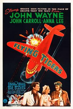 Best History Movies of 1942 : Flying Tigers