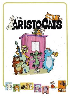 Best Animation Movies of 1970 : The Aristocats