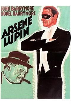 Best Mystery Movies of 1932 : Arsene Lupin