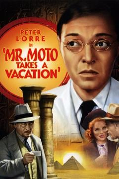 Best Action Movies of 1939 : Mr. Moto Takes a Vacation