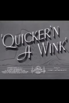 Best Documentary Movies of 1940 : Quicker'n a Wink