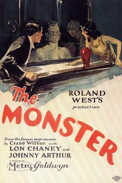 Best Horror Movies of 1925 : The Monster