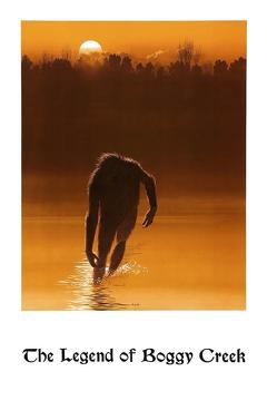 Best Mystery Movies of 1972 : The Legend of Boggy Creek