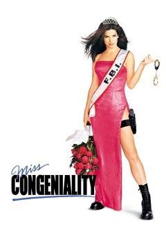 Best Crime Movies of 2000 : Miss Congeniality
