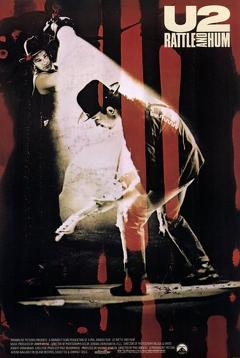 Best Music Movies of 1988 : U2: Rattle and Hum