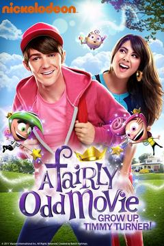 Best Tv Movie Movies of 2011 : A Fairly Odd Movie: Grow Up, Timmy Turner!