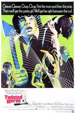 Best Horror Movies of 1968 : Twisted Nerve