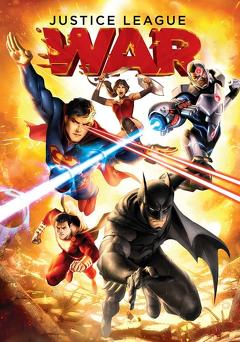 Best Animation Movies of 2014 : Justice League: War