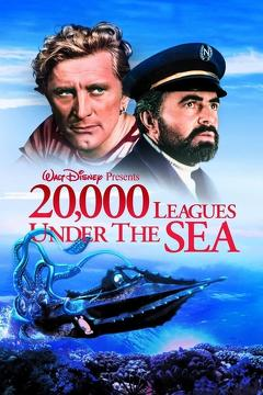 Best Adventure Movies of 1954 : 20,000 Leagues Under the Sea
