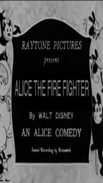 Best Animation Movies of 1926 : Alice the Fire Fighter