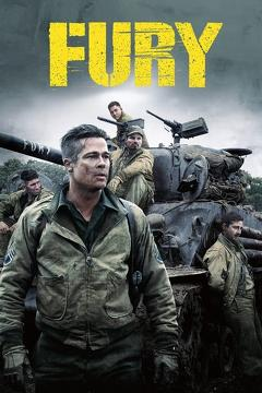 Best Drama Movies of 2014 : Fury