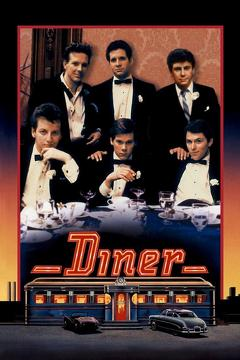 Best Comedy Movies of 1982 : Diner