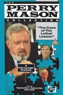 Best Mystery Movies of 1989 : Perry Mason: The Case of the Lethal Lesson