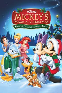 Best Animation Movies of 2001 : Mickey's Magical Christmas: Snowed in at the House of Mouse