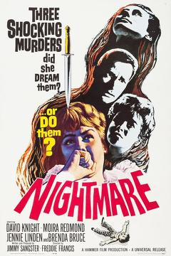 Best Mystery Movies of 1964 : Nightmare