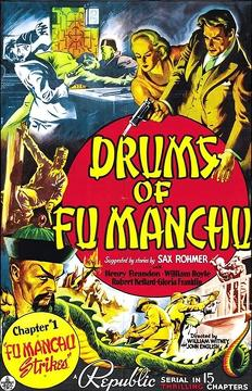 Best Horror Movies of 1940 : Drums of Fu Manchu