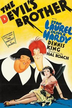 Best Music Movies of 1933 : The Devil's Brother