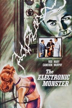 Best Mystery Movies of 1958 : The Electronic Monster