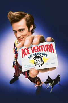 Best Comedy Movies of 1994 : Ace Ventura: Pet Detective