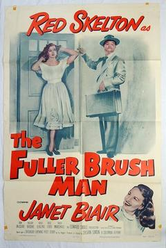 Best Adventure Movies of 1948 : The Fuller Brush Man