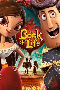 Best Comedy Movies of 2014 : The Book of Life