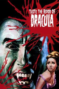 Best Horror Movies of 1970 : Taste the Blood of Dracula