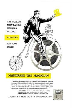 Best Tv Movie Movies of 1954 : Mandrake the Magician