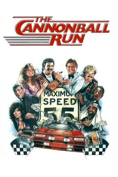 Best Action Movies of 1981 : The Cannonball Run