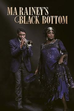 Best Music Movies of 2020 : Ma Rainey's Black Bottom