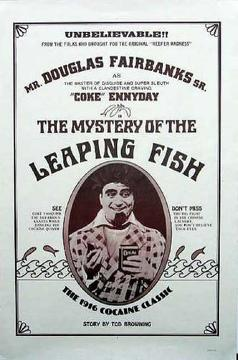 Best Comedy Movies of 1916 : The Mystery of the Leaping Fish
