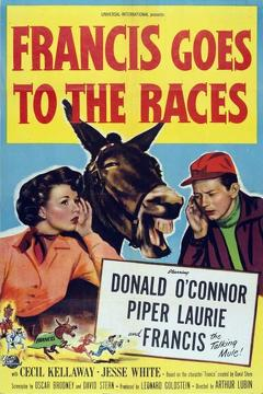 Best Fantasy Movies of 1951 : Francis Goes to the Races