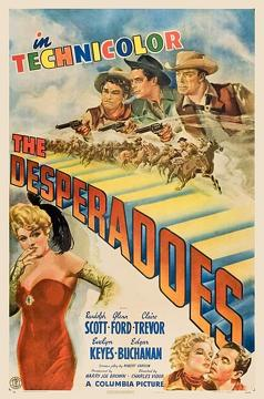 Best Western Movies of 1943 : The Desperadoes