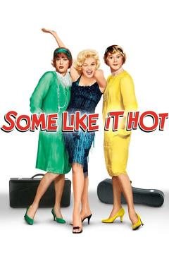 Best Comedy Movies of 1959 : Some Like It Hot