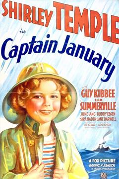 Best Family Movies of 1936 : Captain January