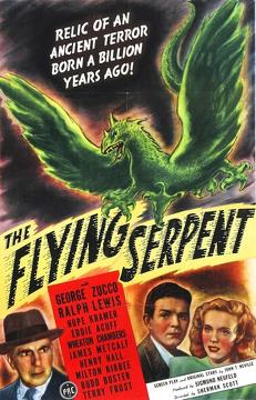 Best Horror Movies of 1946 : The Flying Serpent