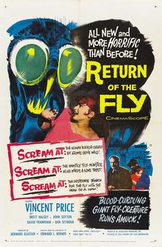 Best Science Fiction Movies of 1959 : Return of the Fly