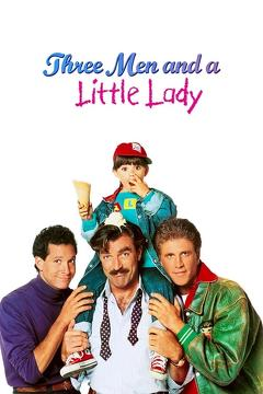 Best Family Movies of 1990 : 3 Men and a Little Lady