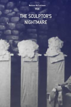 Best Comedy Movies of 1908 : The Sculptor's Nightmare