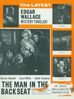 Best Drama Movies of 1961 : The Man in the Back Seat