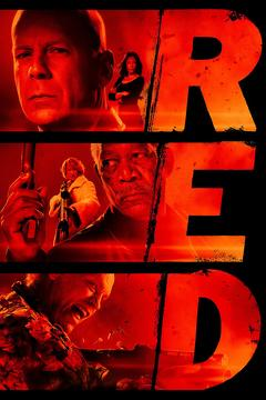 Best Crime Movies of 2010 : RED