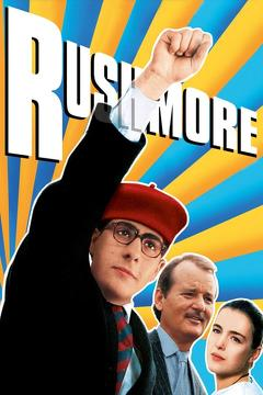 Best Comedy Movies of 1998 : Rushmore