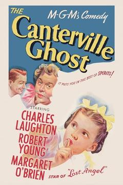 Best Fantasy Movies of 1944 : The Canterville Ghost